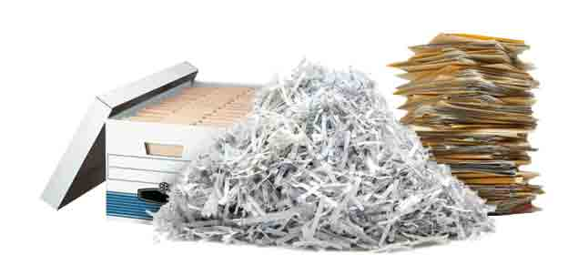 Document Shredding
