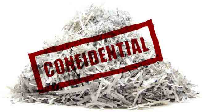 Confidential Shredding